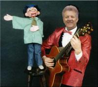 Le ventriloque et Bébert